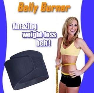 Belly burner tummy trimmer girdle