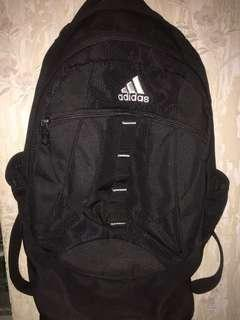 Authentic Adidas sports backpack