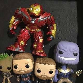 Marvel Avengers Funko Pop