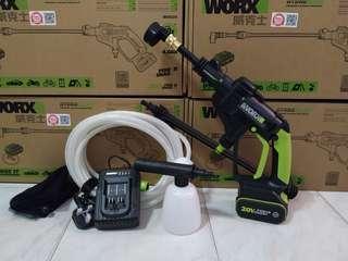Wu629高壓洗車機worx