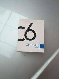 C6 HEADLIGHT BULB H7