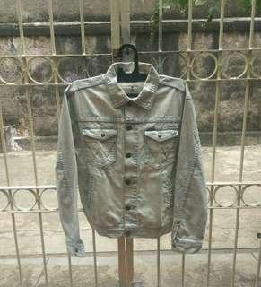 Wrangler trucker jacket washed vintage 2nd mulus (not levis)