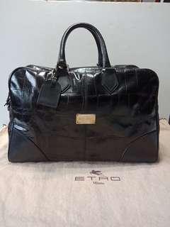 Authentic Etro (Italian) travel/gym bag