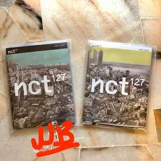 NCT127 - Regular / Irregular (Sealed, Ready stock, with poster)