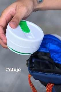 Stojo 2018 collection  - Biggie (470ml) and Pocket cup (350ml) On-the-Go Travel Cup