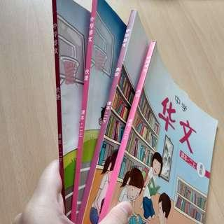 sec 2 EXPRESS/HIGHER CHINESE TEXTBOOKS