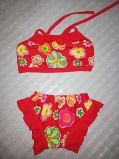 2 pcs swimwear for baby
