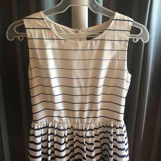 Cache Cache Stripes Dress