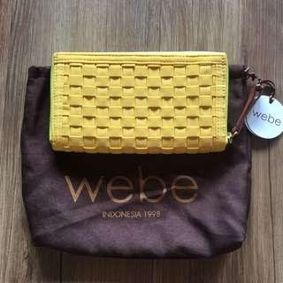 Dompet Webe Andrea Mimosa yellow