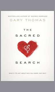 EBOOK the sacred search by gary thomas