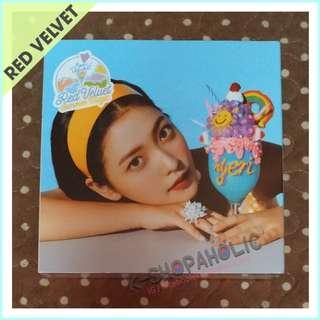 RED VELVET - Summer Mini Album ' SUMMER MAGIC ' LIMITED EDITION ( YERI version )
