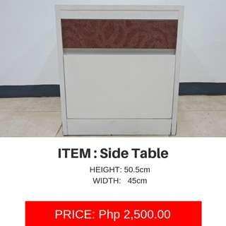 Wooden Type Side Table