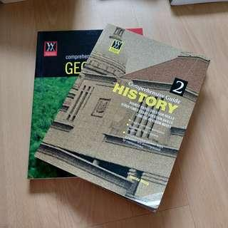 comprensive guide GEOGRAPHY and HISTORY