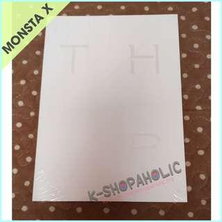 MONSTA X - 2nd Album ' TAKE.1 : ARE YOU THERE? ' ( III version )
