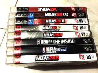 NBA Games 🏀 8pcs. For 2K