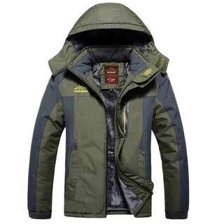 Green Jacket (Size: L - 9XL)