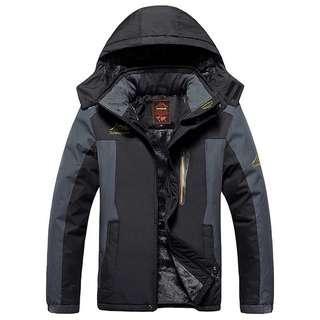 Winter Jacket (Size: L - 9XL)