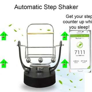 🚚 Automatic Step Rocker ❤ Get Your Daily 10k Steps Easily