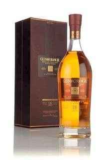 Glenmorangie 18 yo (discontinued) single malt whisky