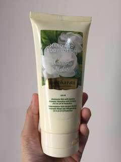 Mustika ratu hand body lotion