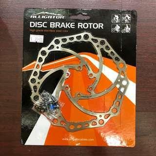 New: Alligator 160mm disc brake rotor HK-R44-DIY