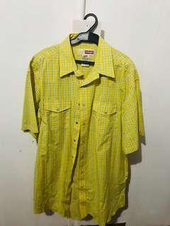 Wrangler Yellow polo