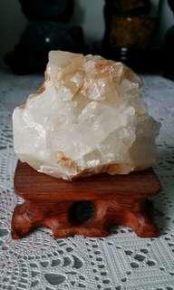 White Crystal 白水晶