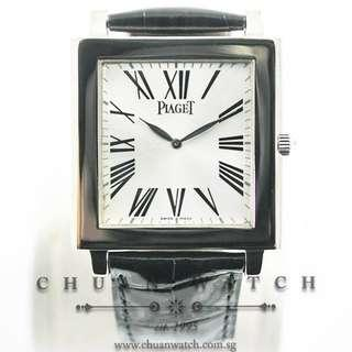 Pre-Owned Piaget Altiplano Mecanique Ultra-Thin White Gold P10074 - Discontinued