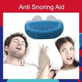 🚚 ❤SG Seller❤ Anti-Score Aids❤  Relieve Snoring