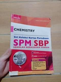 SPM SPB CHEMISTRY PAST YEAR (2013 edition)