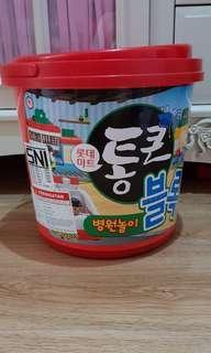 Preloved like new bgt, lego made in korea asli. 148pcs. Ank g telaten main bginian. Jual rugiii