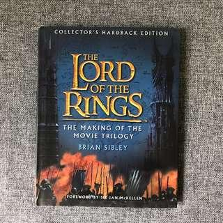 Lord of the Rings Collector's Hardback Edition