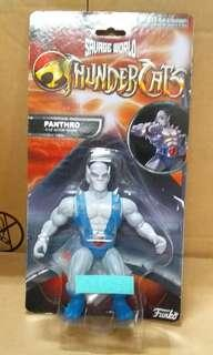 THUNDER CAT SAVAGE WORLD 5-INCH PANTHRO