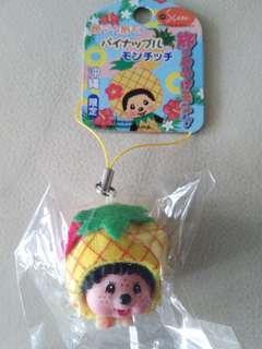 Monchhichi 沖繩限定版鎖匙扣