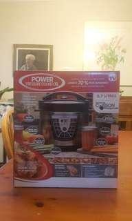 Pressure Cooker (PowerXL6 quart)