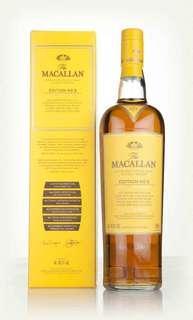 Macallan Edition 3 single malt whisky