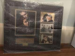 Twilight collectors frame + book
