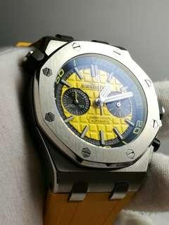 AP RoyalOak Offshore Chronograph Diver