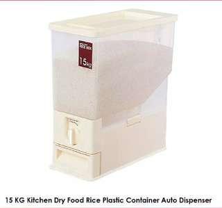 Rice Dispenser 15kg