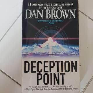 Dan Brown (Deception Point)