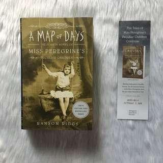 A Map of Days w/ bookmark (HARDBOUND)