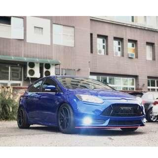 【FB搜尋品品二手車知識分享】2014年 FOCUS 藍色 5D
