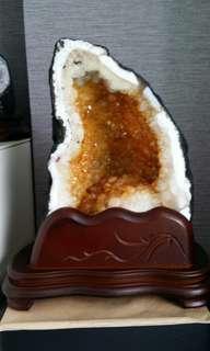 Amethyst Crystal 黄水晶