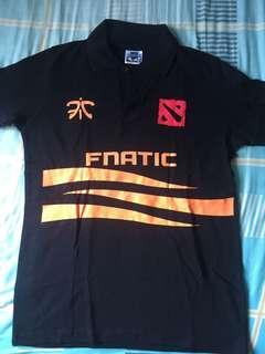 Dota2 Fnatic Fan Shirt