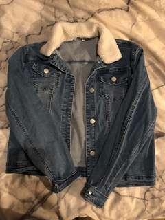 Sherring denim jacket