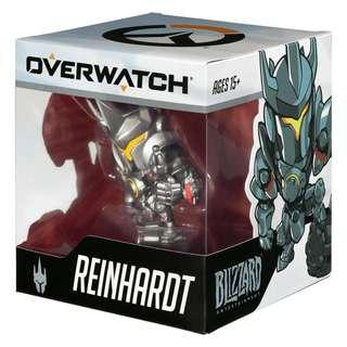 Overwatch Cute but Deadly figures