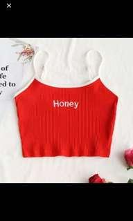 Honey top crop