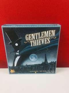 Gentelmen thieves cards game