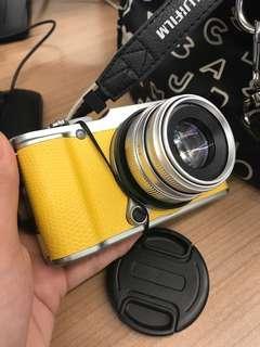 CCTV lens (manual)