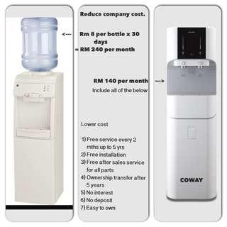 Penapis Air Coway
